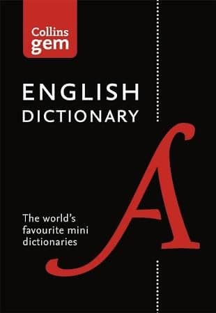 Collins Gem English Dictionary: The World's Favourite Mini Dictionaries Book