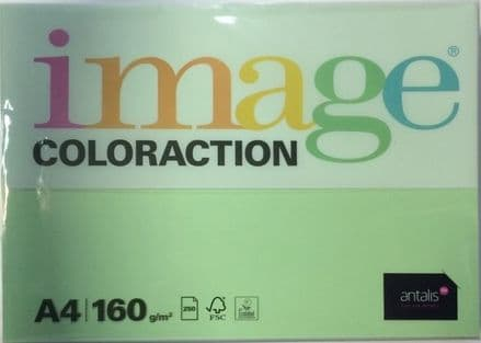 Image Coloraction 160 GSM A4 Paper (Forest)