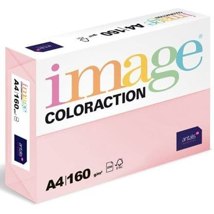 Image Coloraction 160 GSM A4 Paper (Tropic)