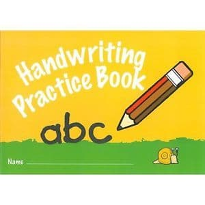 IVY STATIONERY HANDWRITING PRACTICE BOOK