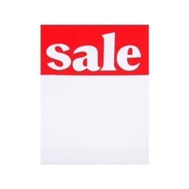 Powell Creative Products Tiny Sale Cards Pack 40