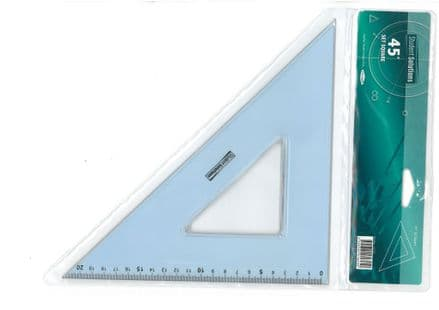 Premier Student Solutions 45 Degree Set Square
