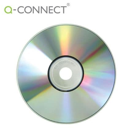 Q-Connect CD-R 700MB With Slim Jewel Case