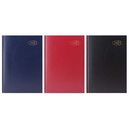 Tallon 2022 Day-A-Page Diary - A6