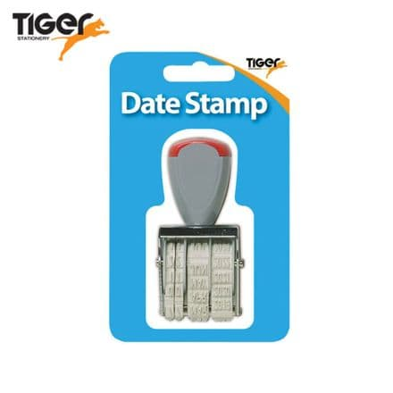Tiger Stationery Date Stamp
