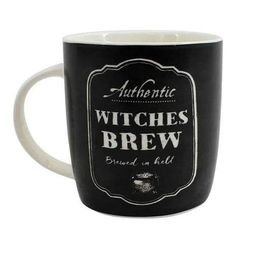 Authentic Witches Brew Boxed Mug