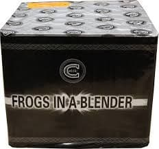 Frogs in a Blender