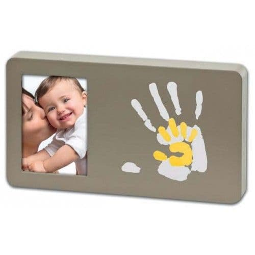 Baby Art Duo Print Frame (Taupe) - SALE