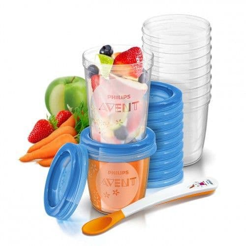 Food storage cup Set (Philips Avent)