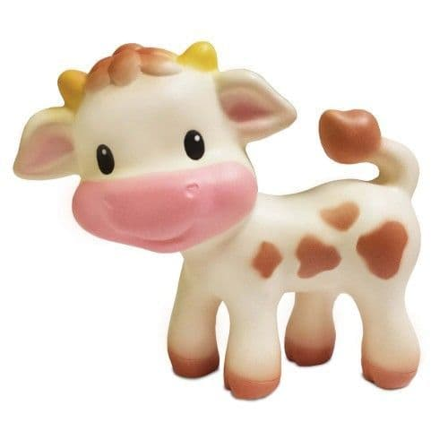 Infantino Squeeze & Teeth Cow - sale