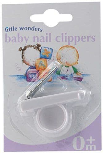 Little Wonders Baby Nail Clippers