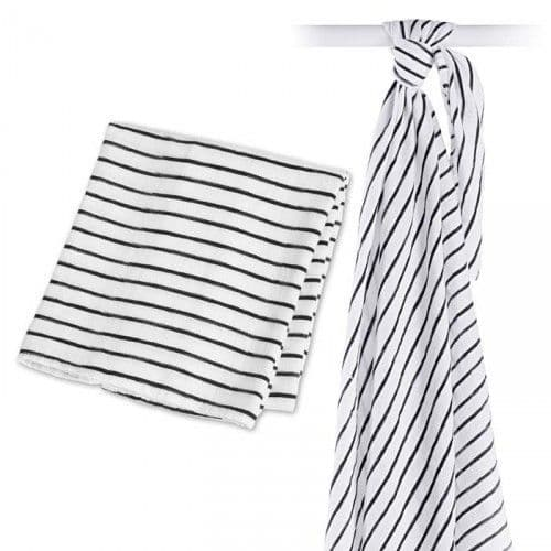 Lulujo Swaddle Muslins - Cotton or Bamboo