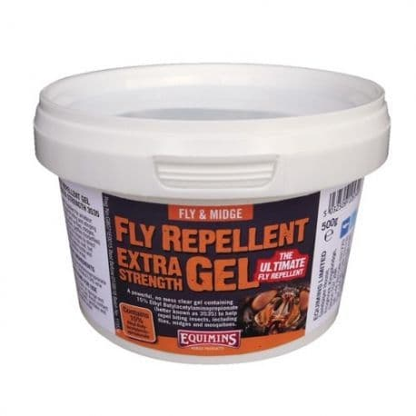 Equimins Fly Repellent Gel Extra Strength