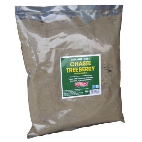 Equimins Straight Herbs Chaste Tree Berry Herb