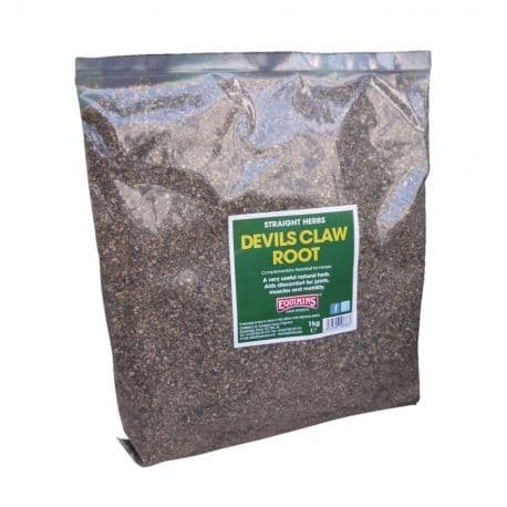 Equimins Straight Herbs Devils Claw Root
