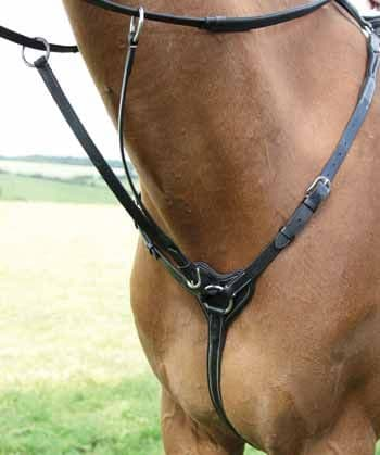 Sailsbury Three Point Breastplate