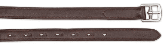 Shires Blenheim Non-Stretch Stirrup Leathers