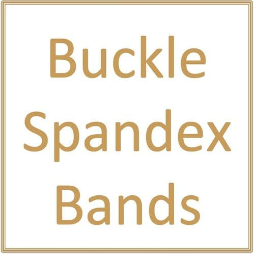 Buckle Spandex Bands