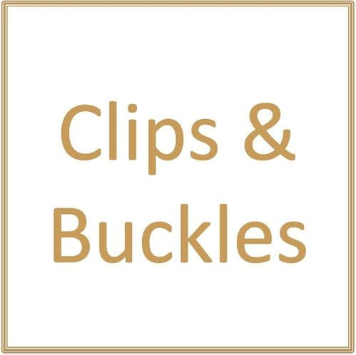 Clips And Buckles