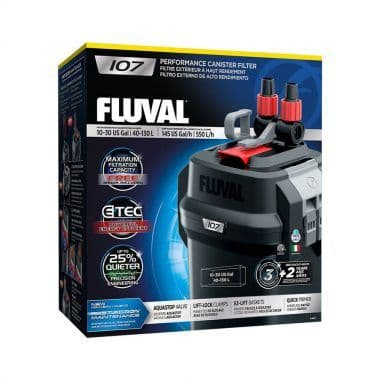 Fluval 107 External Power Filter