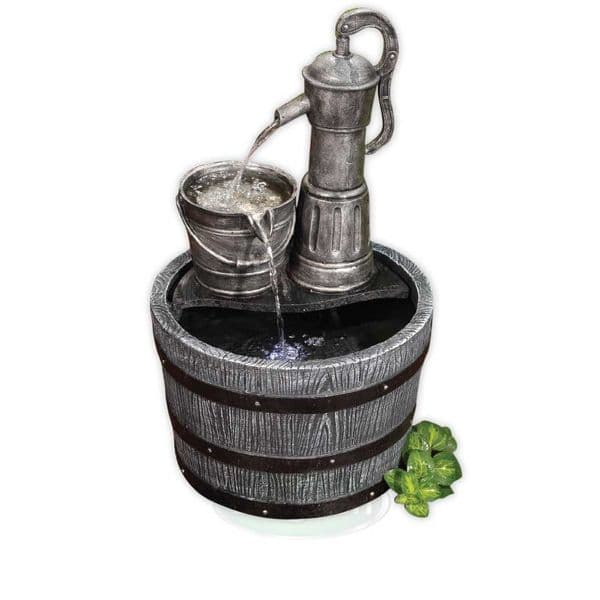 Liberty Hand Pump & Barrel