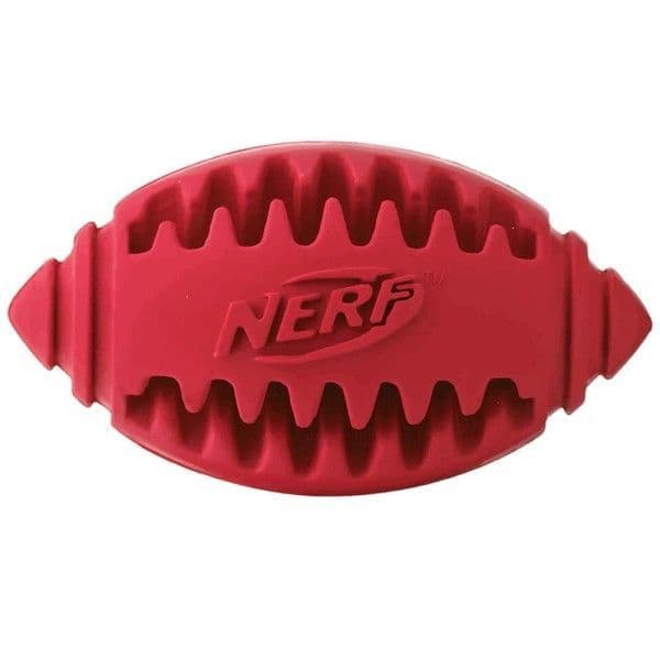 Nerf Rugby Ball Teether Large