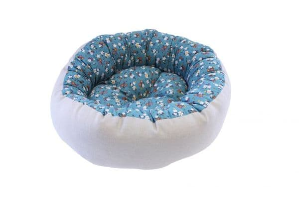 Tabby Chic Donut Cat Bed