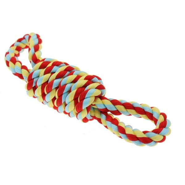 Twist-Tee Coil Tugger with Handles