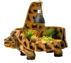THE VIVIDARIUM TORTOISE HOME - the finest tortoise table ever made