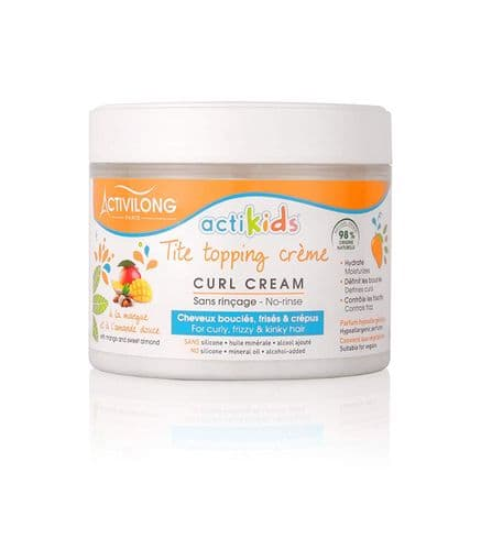 Actikids Topping Curl Cream - No Rinse 300ml