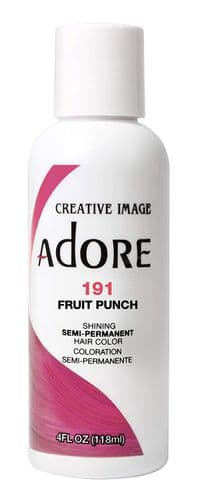 Adore Hair Color 191 Fruit Punch