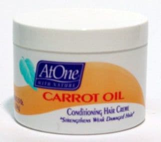 AtOne CARROT OIL Conditioning Hair Creme 154g