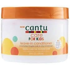Cantu Kids Leave in Conditioner Jar