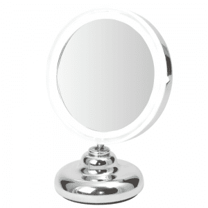 "ClearView 5"" LED Illumiated 5x Magnifying Mirror"