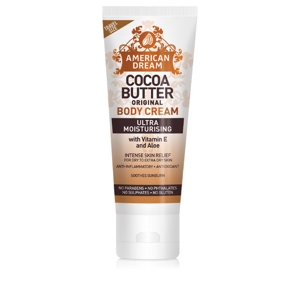 Cocoa Butter Original Body Cream Travel Size 100g