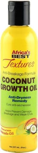 Coconut Growth Oil,  Anti-Dryness Remedy 237ml
