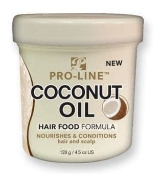 Coconut Oil Hair Food Formula 4.5 oz / 128 g
