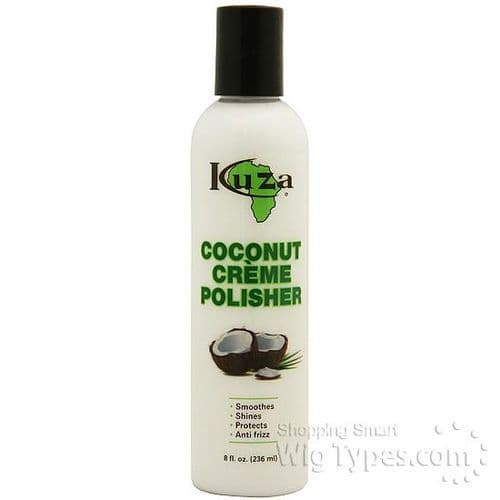 Cocunut Cream Polisher 4oz / 118 ml