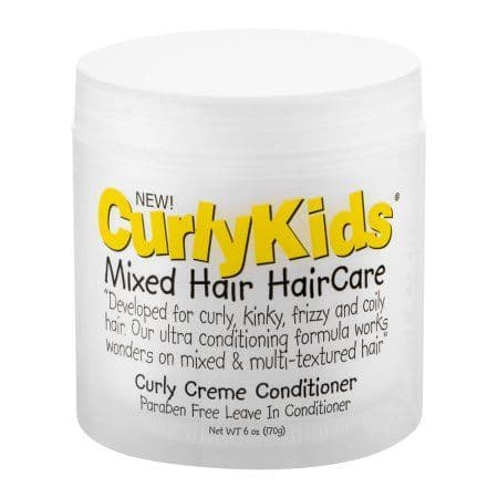 Curly Kids Super Curly Creme Conditioner 6oz