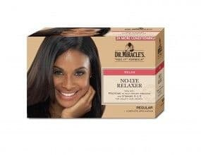 DR MIRACLE'S - (RELAX) NO-LYE RELAXER - REGULAR