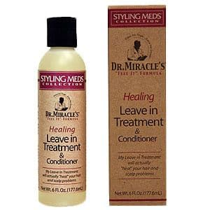 Dr. Miracle's - Healing Leave in Treatment & Conditioner - 177.6ml