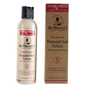 Dr. Miracle's Relaxed Hair Potion - 177.6ml