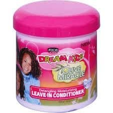 Dream Kids, Olive Miracle Detangling Moisturizing Leave-In Conditioner