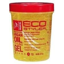 ECO STYLER Moroccan Argan Oil Styling Gel 2.36L