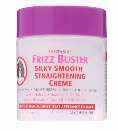 Frizz Buster Silky Smooth Straightening Creme 6oz / 178 ml
