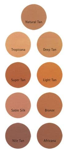 Island Beauty Foundation Powder Make your choice