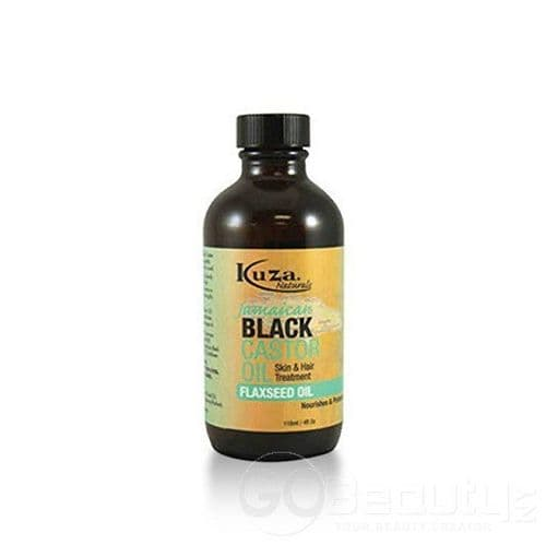 Jamaican Black Castor Oil with Flaxseed Oil 118 ml / 4 oz