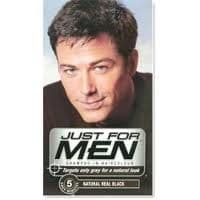 Just for Men Shampoo-In Hair Color - H55 Real Black
