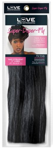 Love Afro Silky-Straight (Weft)