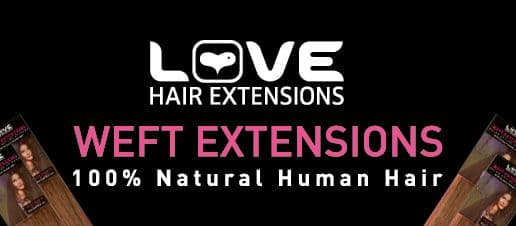 Love Hair Extensions Hair Wefts
